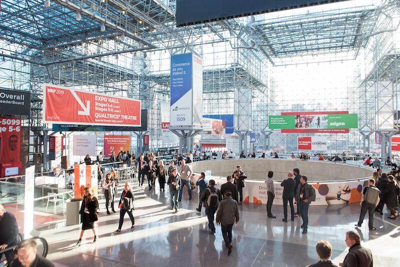4 Grocery Tech Trends Spotted at NRF 2019