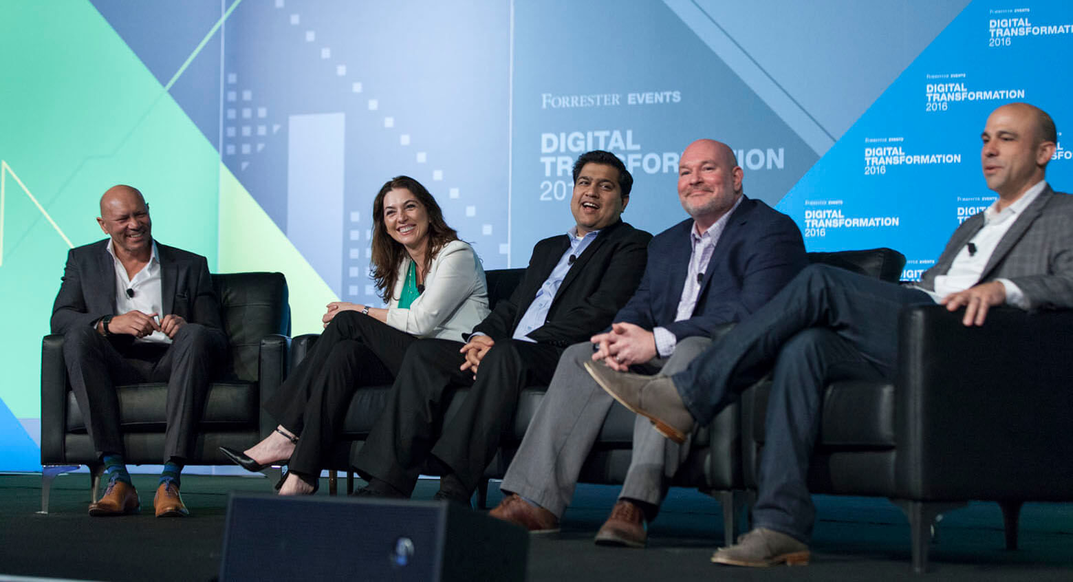 A Tale of Two Conferences, Part I: Forrester Digital Transformation Fizzles