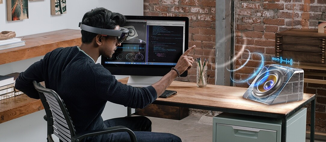 Lab Notes: Augmented Reality with the Microsoft HoloLens