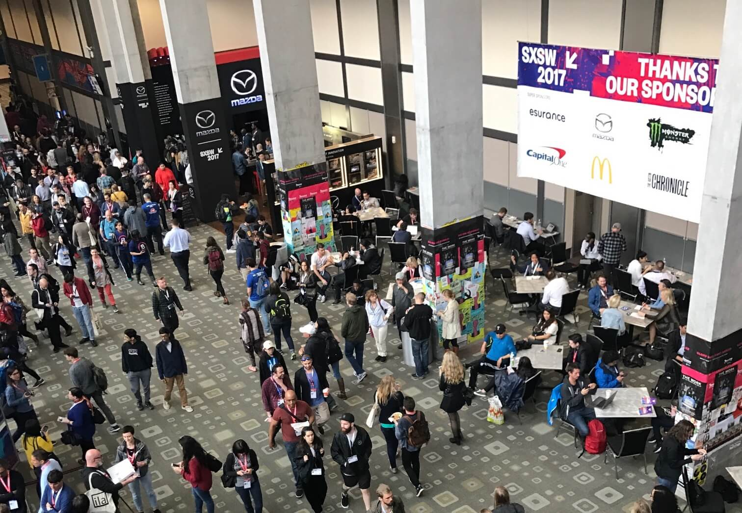 Impressions From My First SXSW: AI, AR/VR and Long Lines Everywhere