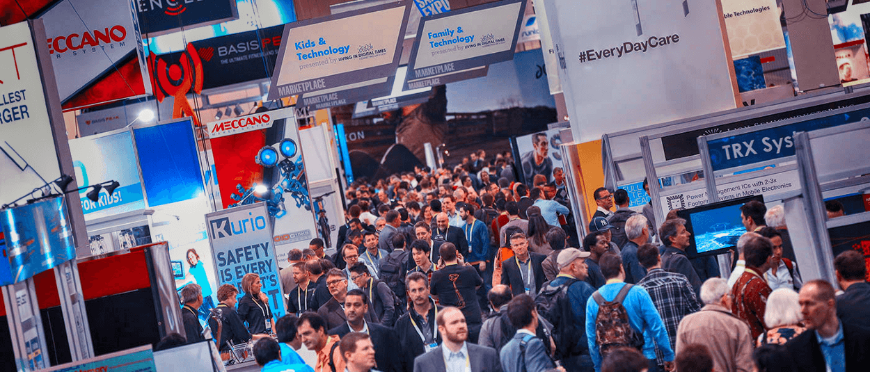 A Bizarre Bazaar: My 2017 CES Experience