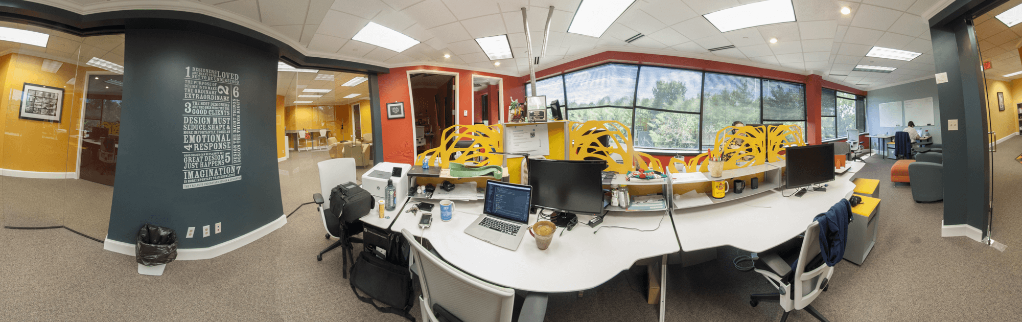 Building a Virtual Reality Office Tour